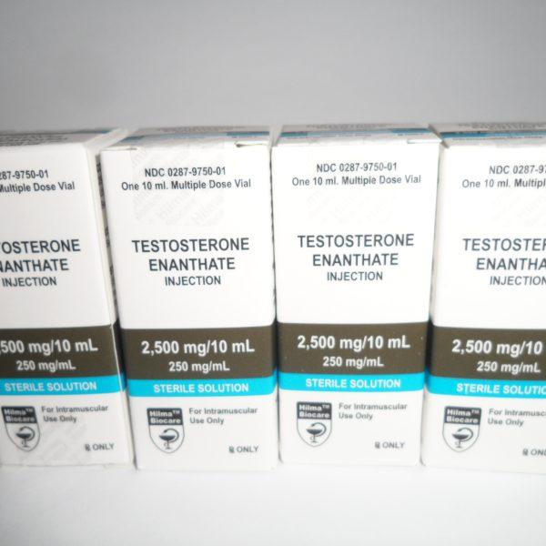 hilma biocare testosterone enanthate