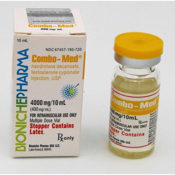 bioniche pharma nandrolone