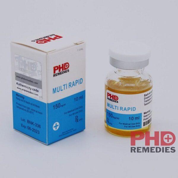 phd remedies multirapid